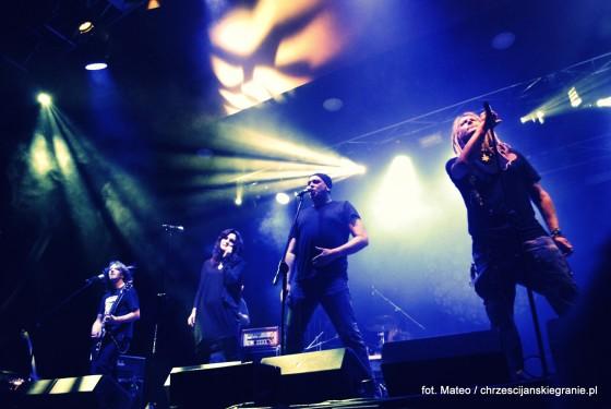 Rock Caritas - koncert 2 tm23, Armia