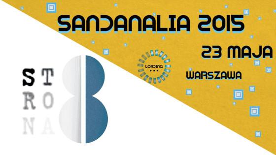 Sandanalia 2015 - zagra StronaB