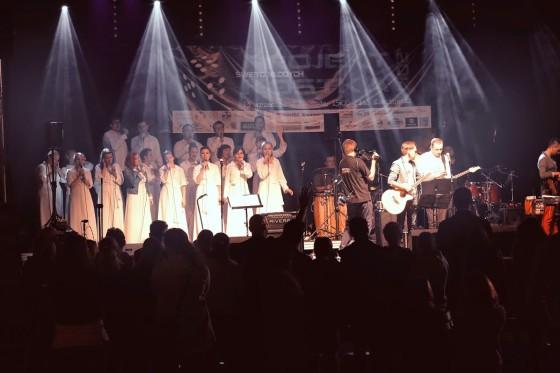 Gospel Rain - Projekt Kostka 2014