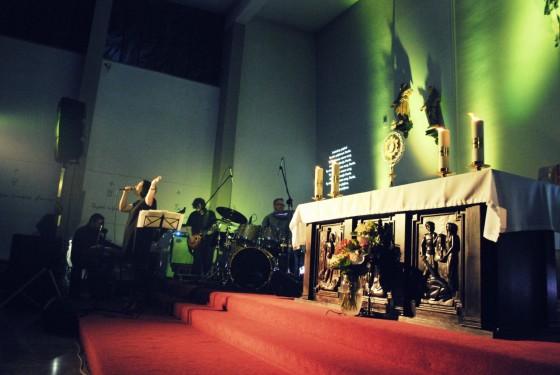 festiwal chrześcijańskie granie - uwielbienie zespół 33