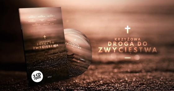 Krzyżowa Droga do Zwycięstwa - CD + DVD