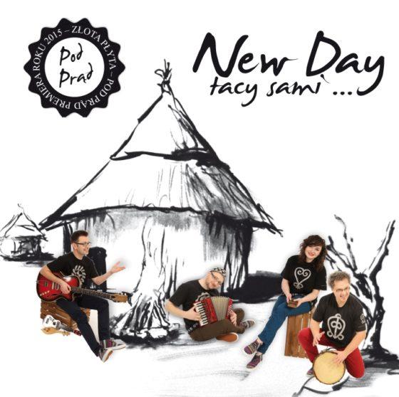 new day maxi OKŁADKA