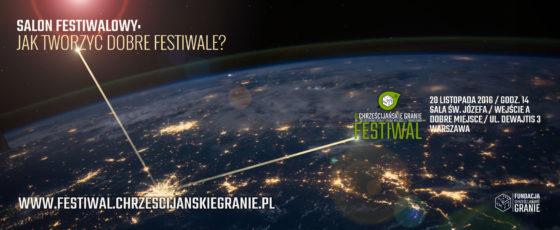 6. Festiwal Chrześcijańskie Granie - Salon Festiwalowy
