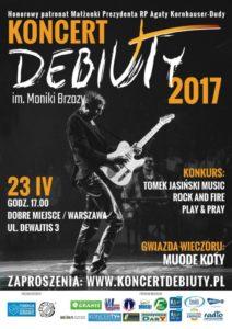 Debiuty 2017