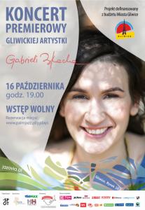 Gabriela Blacha - Jakubowy Dar koncert