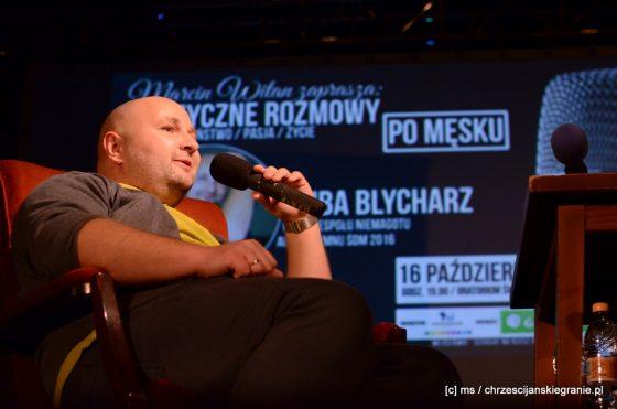 Muzyczne Rozmowy LIVE - niemaGOtu Kuba Blycharz