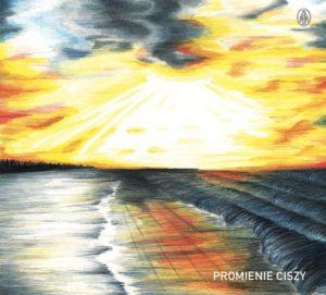 Promienie Ciszy - płyta CD