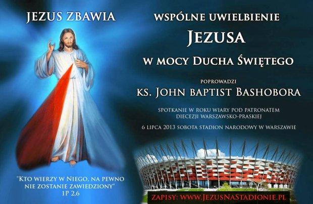 Jezus-na-Stadionie +PROGRAM