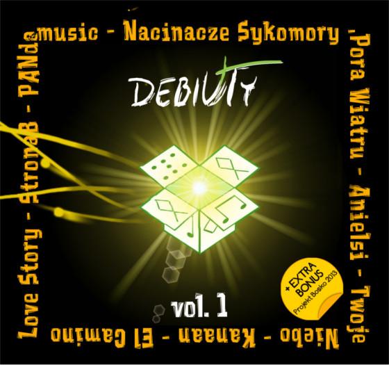 Płyta miesiąca - Debiuty vol.1