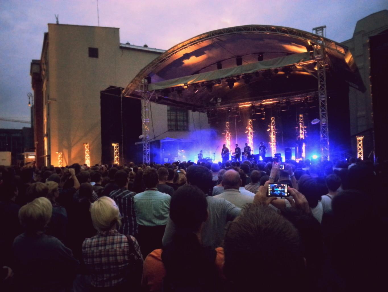 Luxtorpeda - koncert Za wolność