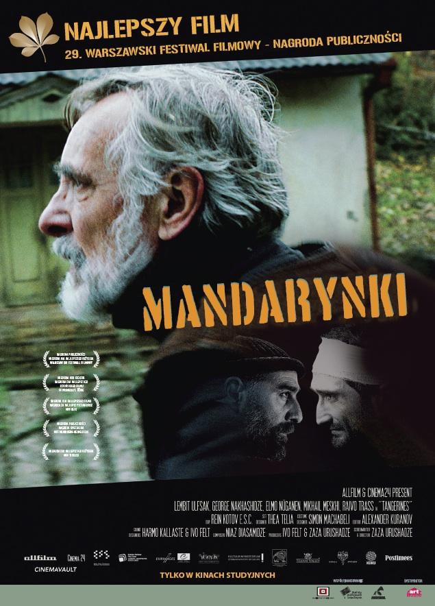Mandarynki - seans w Dobrym Miejscu