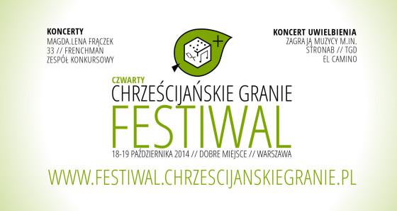 4. Chrześcijańskie Granie Festiwal