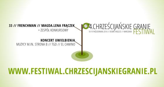 4. Festiwal Chrześcijańskie Granie