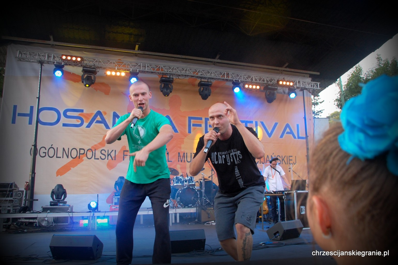 Zetaigreka / Wyrwani z niewoli na Hosanna Festival 2014