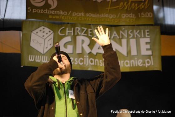 Festiwal Chrześcijańskie Granie 2013