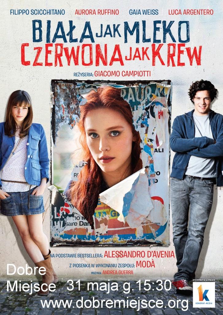 Biała Jak Mleko - Czerwona jak Krew - film