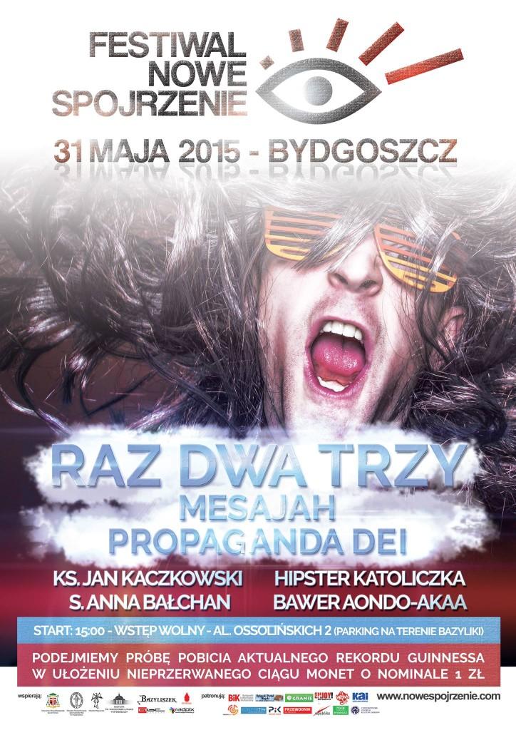 Festiwal Nowe Spojrzenie 2015 / Bydgoszcz