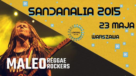 Sandanalia 2015 - Maleo Reggae Rockers