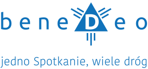 logo_benedeo_tagline_blue_transparent_pl