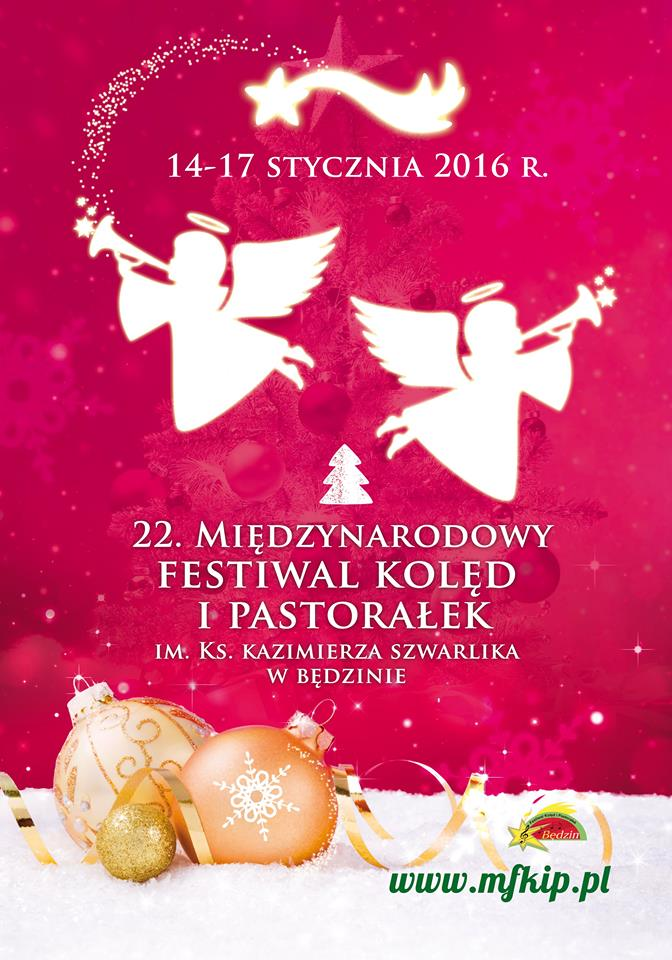 XXII Festiwal Kolęd w Będzinie
