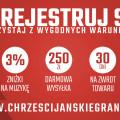 promocja stali klienci płacą mniej - chrześcijańskie granie