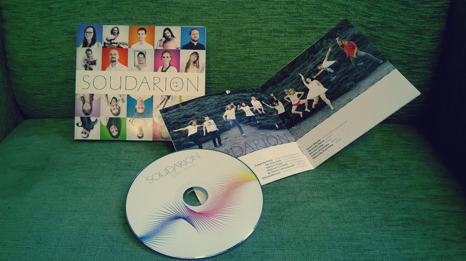 Soudarion - Tylko Miłość / recenzja