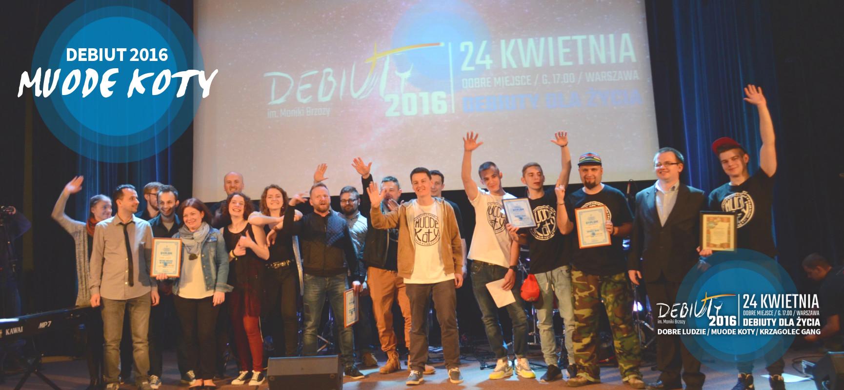 Debiuty 2016 - Muode Koty