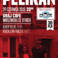 Pelikan - koncert Graj Cafe