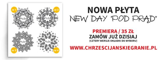 New Day - Pod Prąd premiera