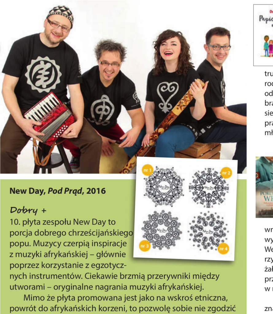 New Day - Pod Prąd