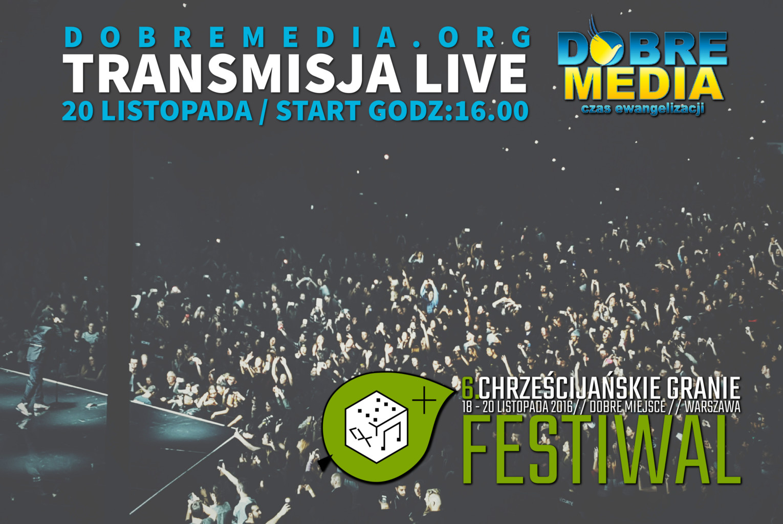 DobreMiedia.org - transmisja