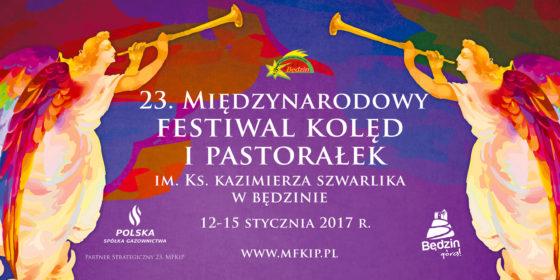 23. Międzynarodowy Festiwal Kolęd i Pastorałek - Będzin