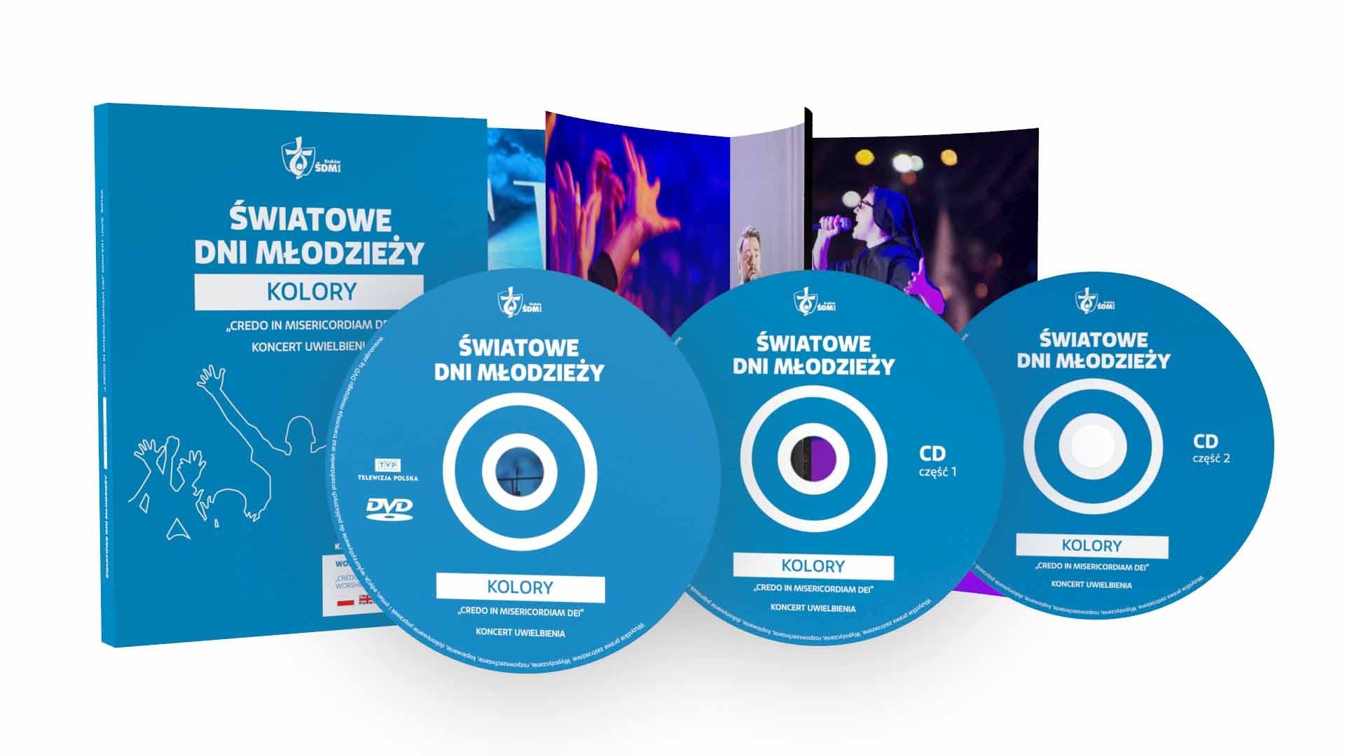 KOLORY - ŚDM 2016 koncert uwielbienia