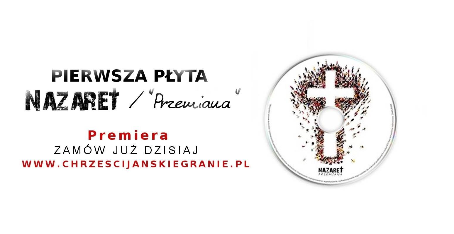 Nazaret - Przemiana CD