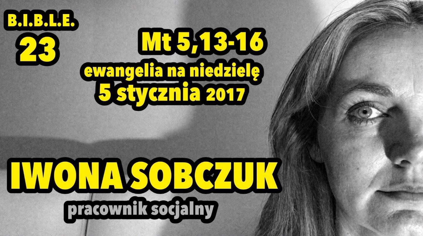 Iwona Sobczuk - BIBLE