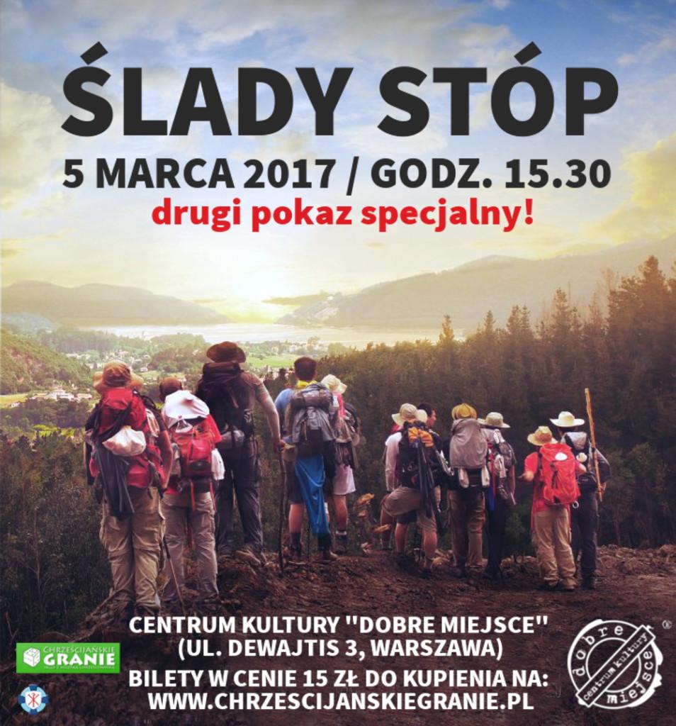 Ślady Stóp - film