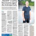 Nazaret - wywiad Gazeta