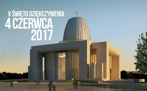 Wizualizacja Świątyni Opatrzności Bożej - oryginał aut. Lech i Wojciech Szymborscy, praca by Mateo CC-BY AS 4.0