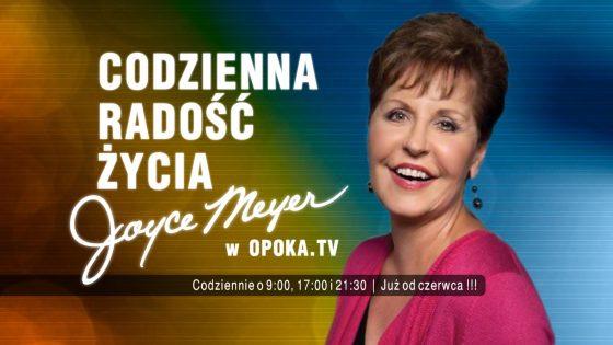 Joyce Meyer - Opoka TV