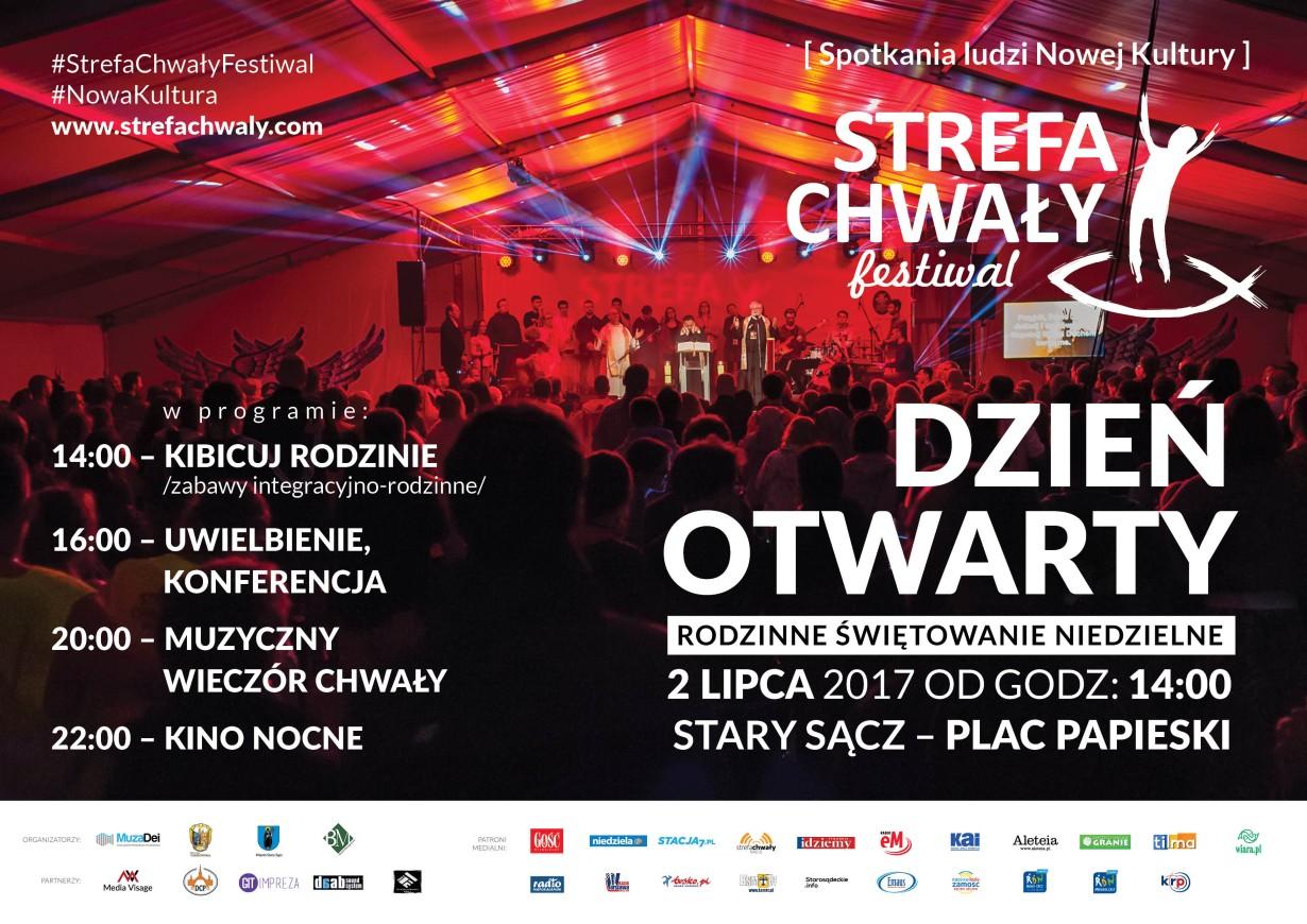 Strefa Chwały Festiwal 2017
