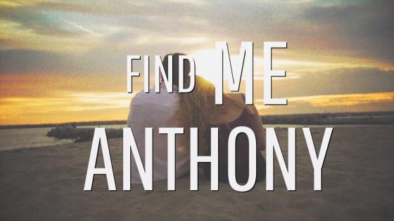 Find ME Anthony - Małgorzata Hutek