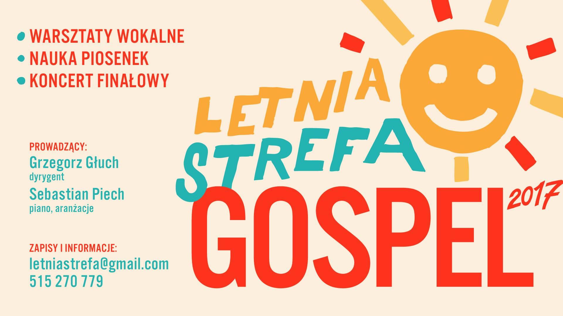 Letnia Strefa Gospel