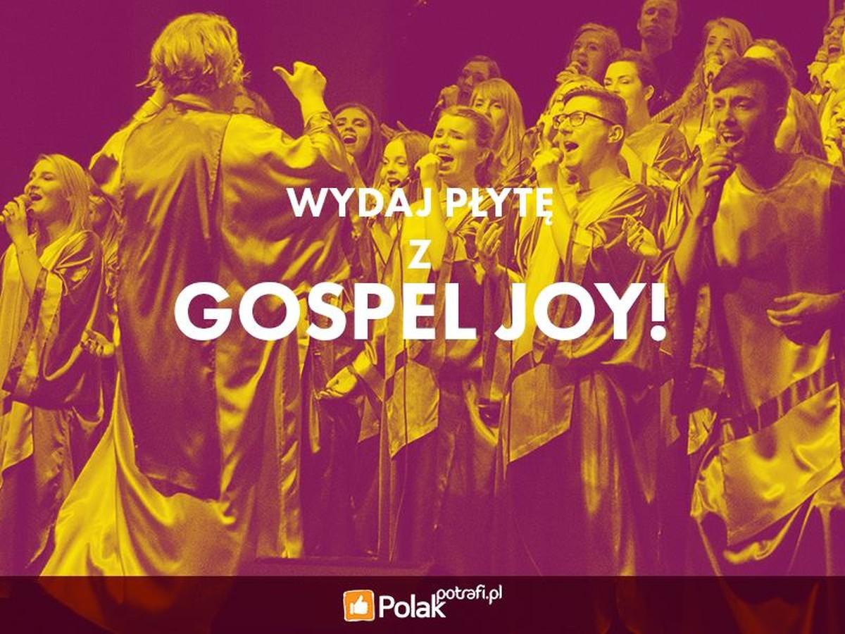 Gospel Joy - wydaj plyte polakpotrafi.pl