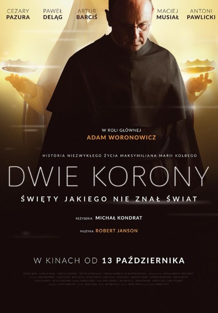 Dwie Korony - film o św. Maksymilianie