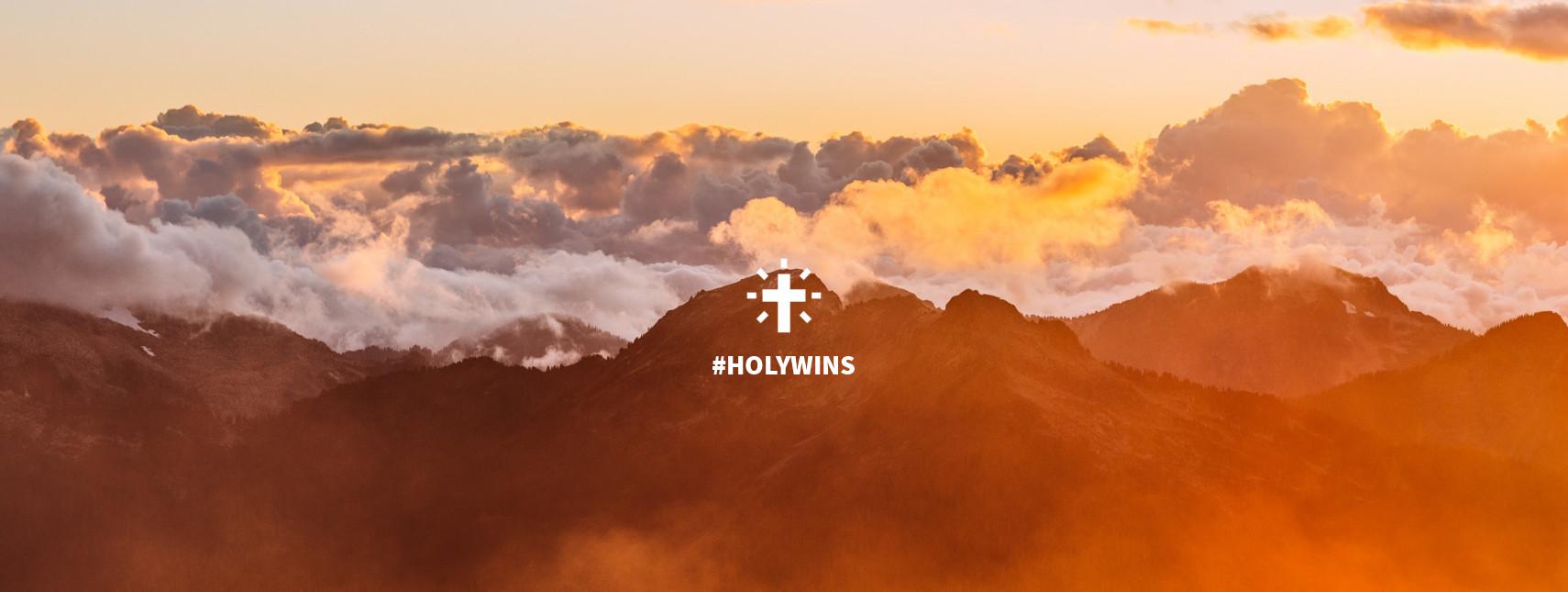 #holyWINS