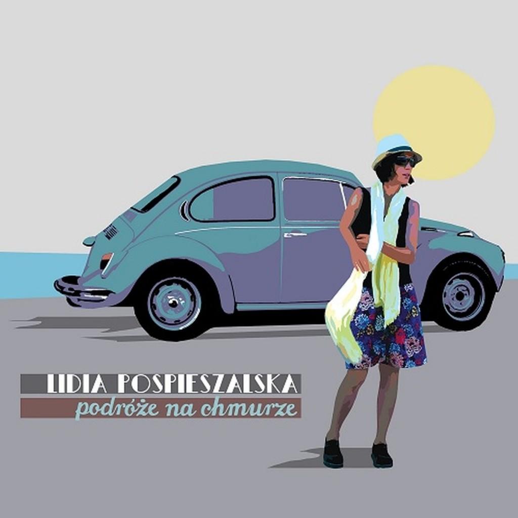 Lidia Pospieszalska - Podróże po chmurze