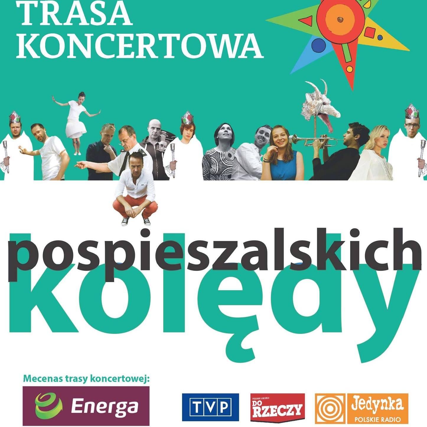 Kolędy Pospieszalskich 2017/2018