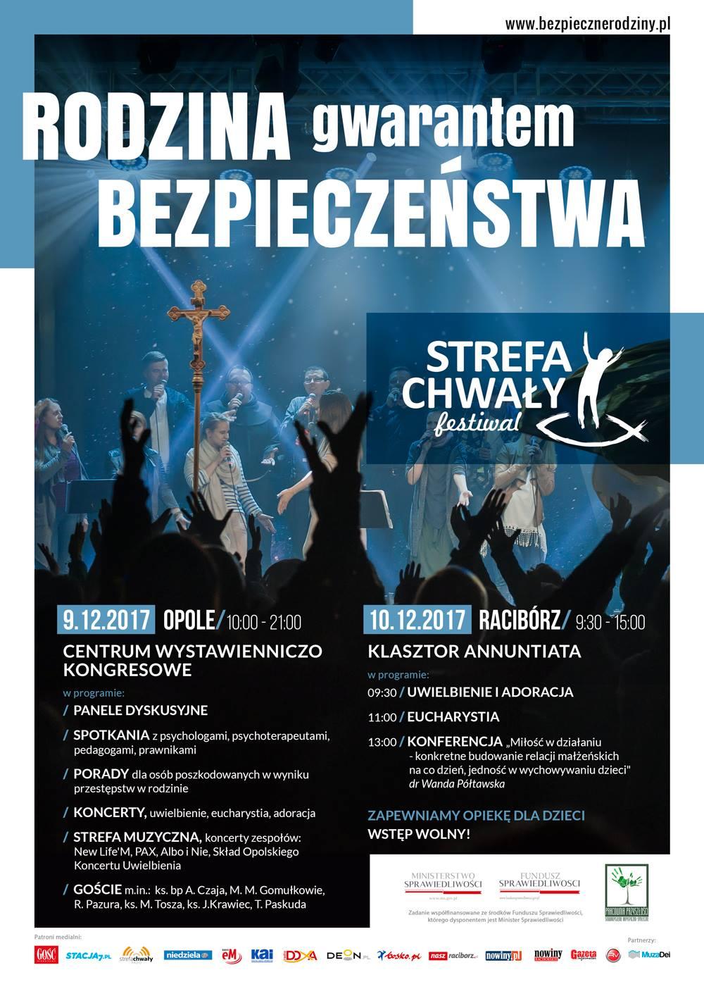 Strefa Chwały Festiwal w Opolu i Raciborzu