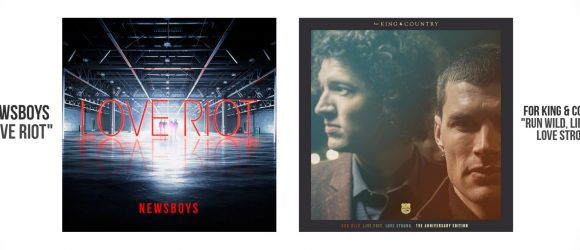 Newsboys i For KIng & Country