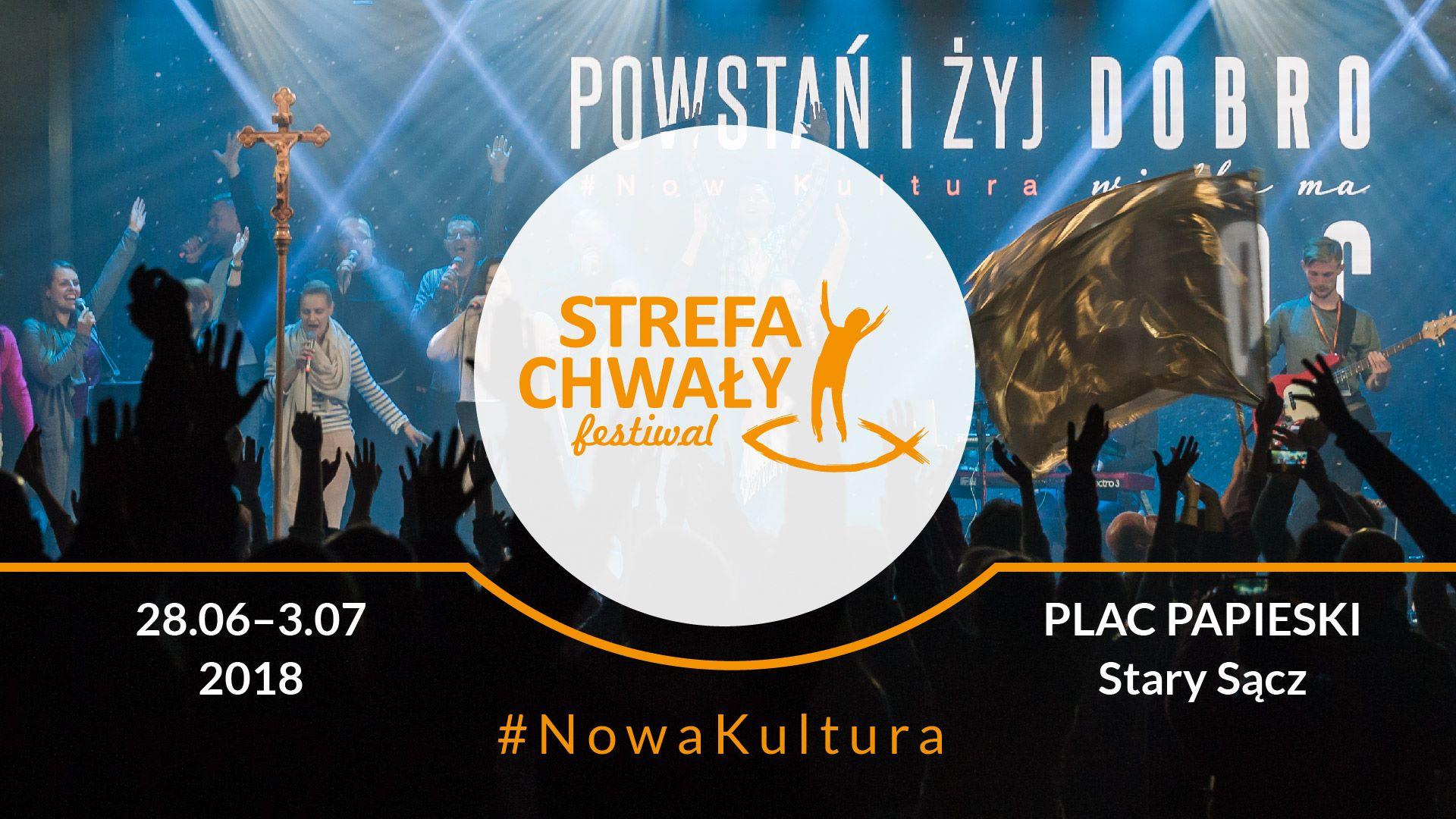 Strefa Chwały Festiwal 2018